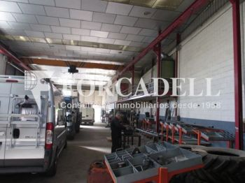 Nave parking Granollers